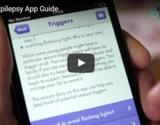 Young Epilepsy App