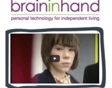 Brain in Hand software for people with autism or mental health problems