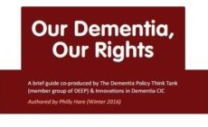 Accessible Guide to Rights for People with Dementia